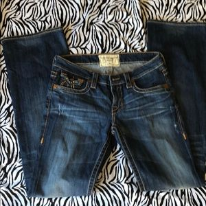Big Star Liv Jeans, size 29L, never worn, no tags
